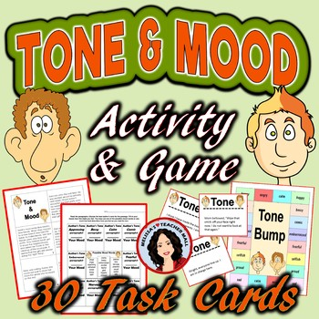 Tone and Mood Activity and Game