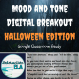 Tone and Mood Digital Breakout: Halloween Edition