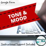 Tone and Mood Google Form