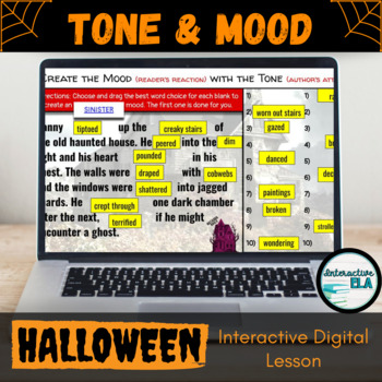 Tone and Mood Bundle : Halloween Edition