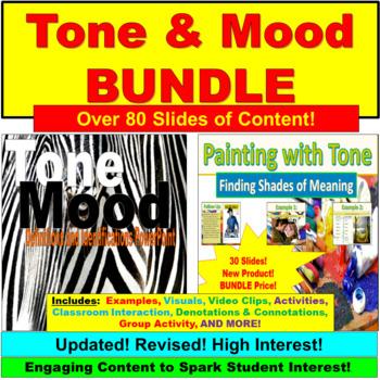 Tone and Mood : JUMBO PowerPoint