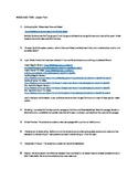 Tone and Mood Lesson Plan and Activities