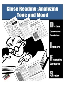 Tone & Mood Analyzing Figurative & Connotative Meaning