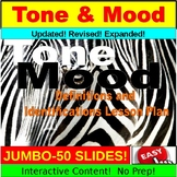 Tone and Mood PowerPoint Lesson Plan Introduction