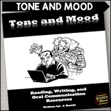 Tone and Mood Resources for Language Arts