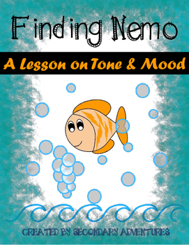 Tone and Mood in Finding Nemo Video Guide