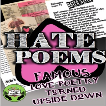 Tone and Mood with HATE POETRY