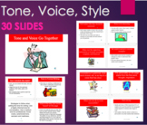 Tone and Voice in Writing and Essays PPT