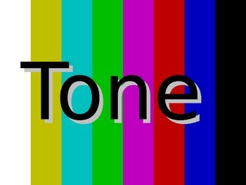 Elements of Tone in Poetry