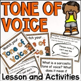 Tone of Voice Lesson