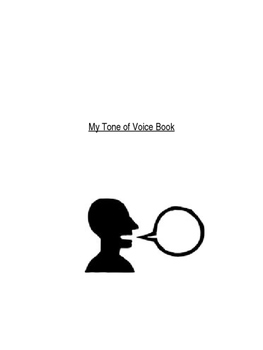 Tone of Voice social story