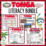 Tonga Literacy Reading Writing Thinking and Classroom Disp