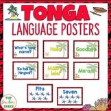 Tongan Greetings Introductions Farewells Classroom Display