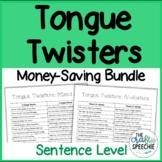 Tongue Twisters (Money-Saving Bundle)