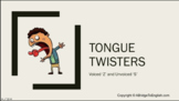 Tongue Twisters - S-Z