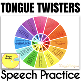 Tongue Twisters - Speech and Pronunciation Practice {Wheels}