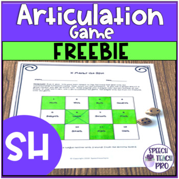 Articulation Fun with SH,CH,J- Tongue Twisters and Other Fun Activities