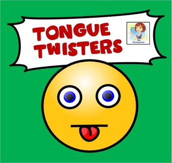 Drama Class! Tongue Twisters