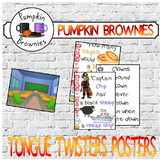 Tongue Twisters posters