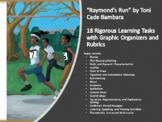 "Toni Cade Bambara's ""Raymond's Run"" – 18 Tasks with Organizers and Rubrics!"