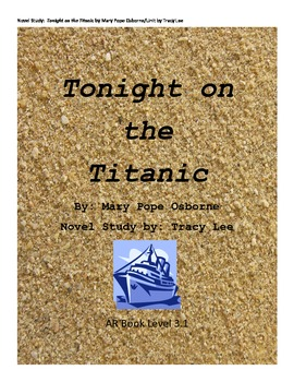 Magic Tree House: Tonight on the Titanic