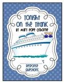 Tonight on the Titanic (#17 Magic Tree House Series) Book