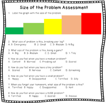 Tons of Social Skills Assessments!