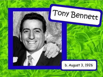 Tony Bennett: Musician in the Spotlight