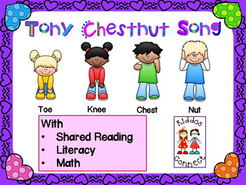 Tony Chestnut - an Action Song!
