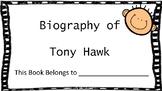 Tony Hawk - Biography