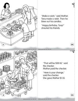 Tony's Birthday Storybook