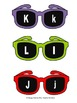 Too Cool Alphabet Matching