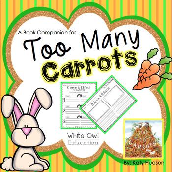 Too Many Carrots Book Study