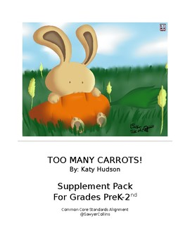 Too Many Carrots Supplement Pack