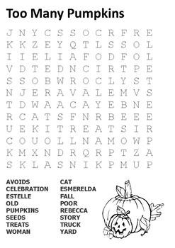 Pumpkin Preschool Printables - Preschool Mom   350x247