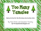 Too Many Tamales~a One Week Reading Unit for the Christmas