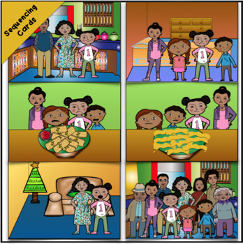 Too Many Tamales Literature Link (Sequencing, Summarizing, Vocabulary, + More}