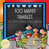 Too Many Tamales NO PRINT Interactive Book Companion