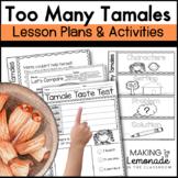 Too Many Tamales:  Read Aloud Activities