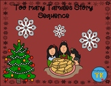 Too Many Tamales Story Sequence