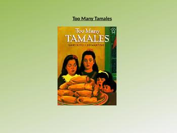 Too Many Tamales Text Talk