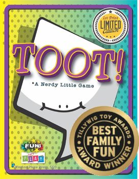 TooT!   *A Nerdy Little Game