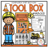 Tool Box Construction Craft and More