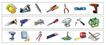 Tool Cutting Strips
