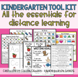 Tool Kit: Essentials for Distance Learning
