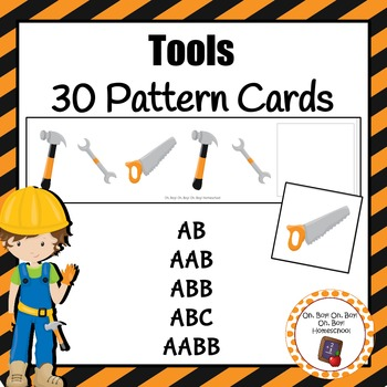 Patterns: Tool Pattern Cards