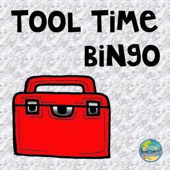 Tool Time Bingo