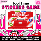 Tool Time SMART BOARD Game - Common Core Aligned