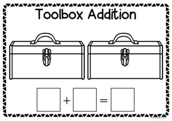 Toolbox Addition Activity