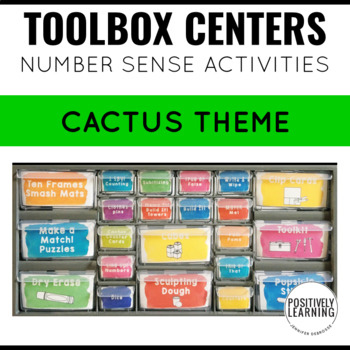 Toolbox Center for Cactus Numbers
